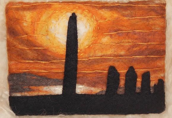 Stenness Sunset