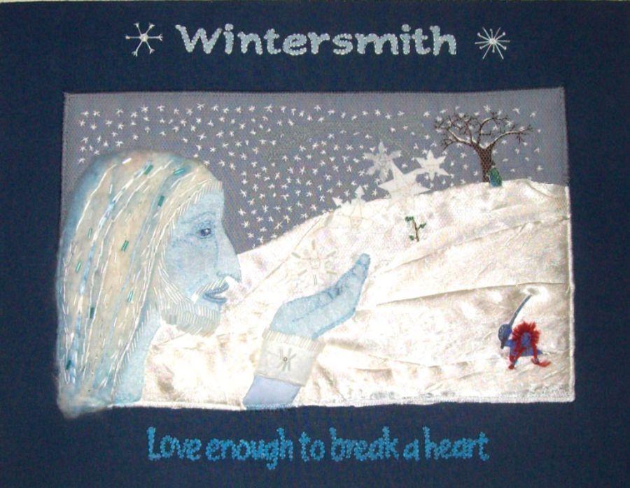 Wintersmith greeting card