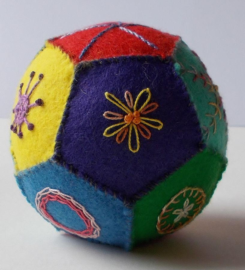 Felt ball
