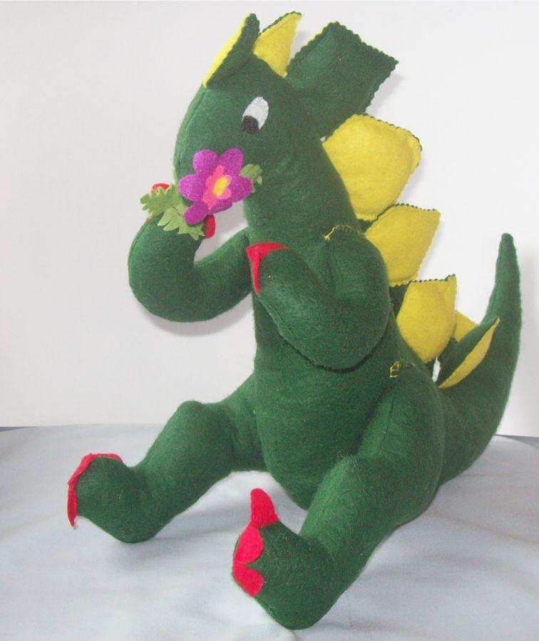 Steven the Stegosaurus